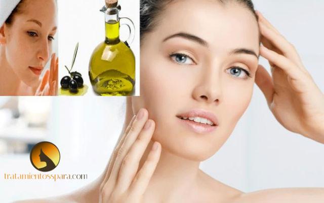 aceite de oliva para la piel seca