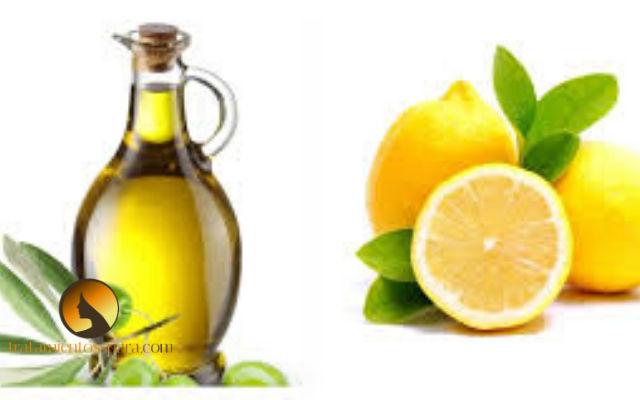 aceite de oliva y limon para cefalea tensional