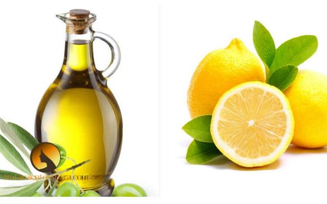 aceite de oliva y limon para tratar el estreñimiento