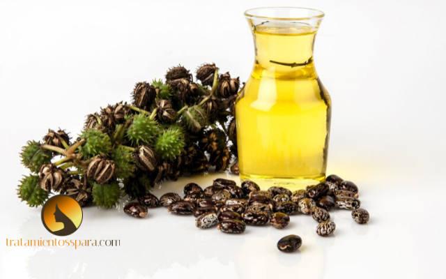 aceite de ricino para tratar fibrosis de seno