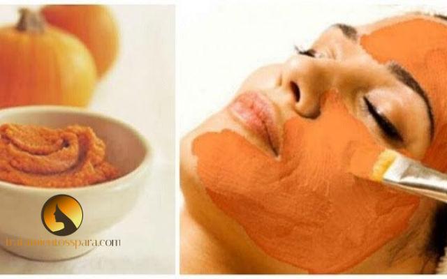 mascarillas de calabaza para la piel reseca