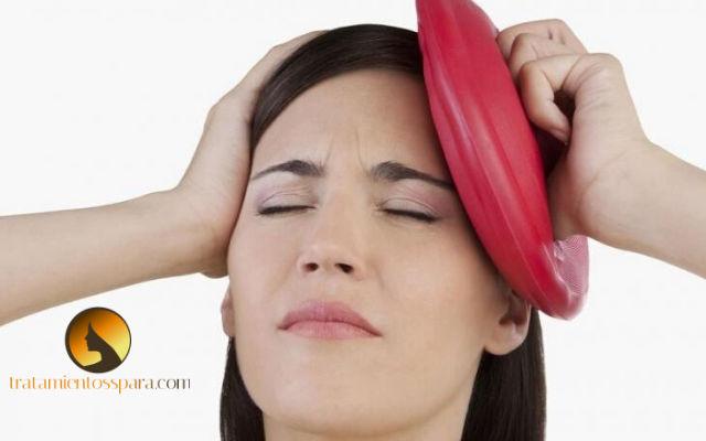 como quitar el dolor de cabeza lado izquierdo