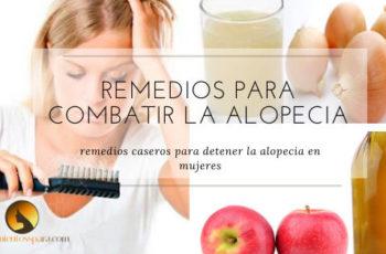 remedios naturales para combatir la alopecia en mujeres