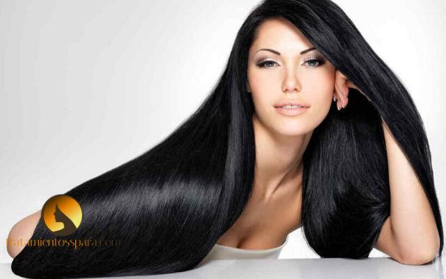 como tener abundante cabello