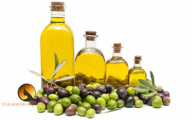 aceite de oliva para el dolor de seno izquierdo