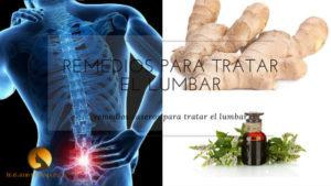 remedios caseros para tratar dolores de lumbar